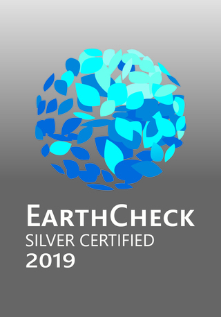 EarthCheck - Silver Certified 2019