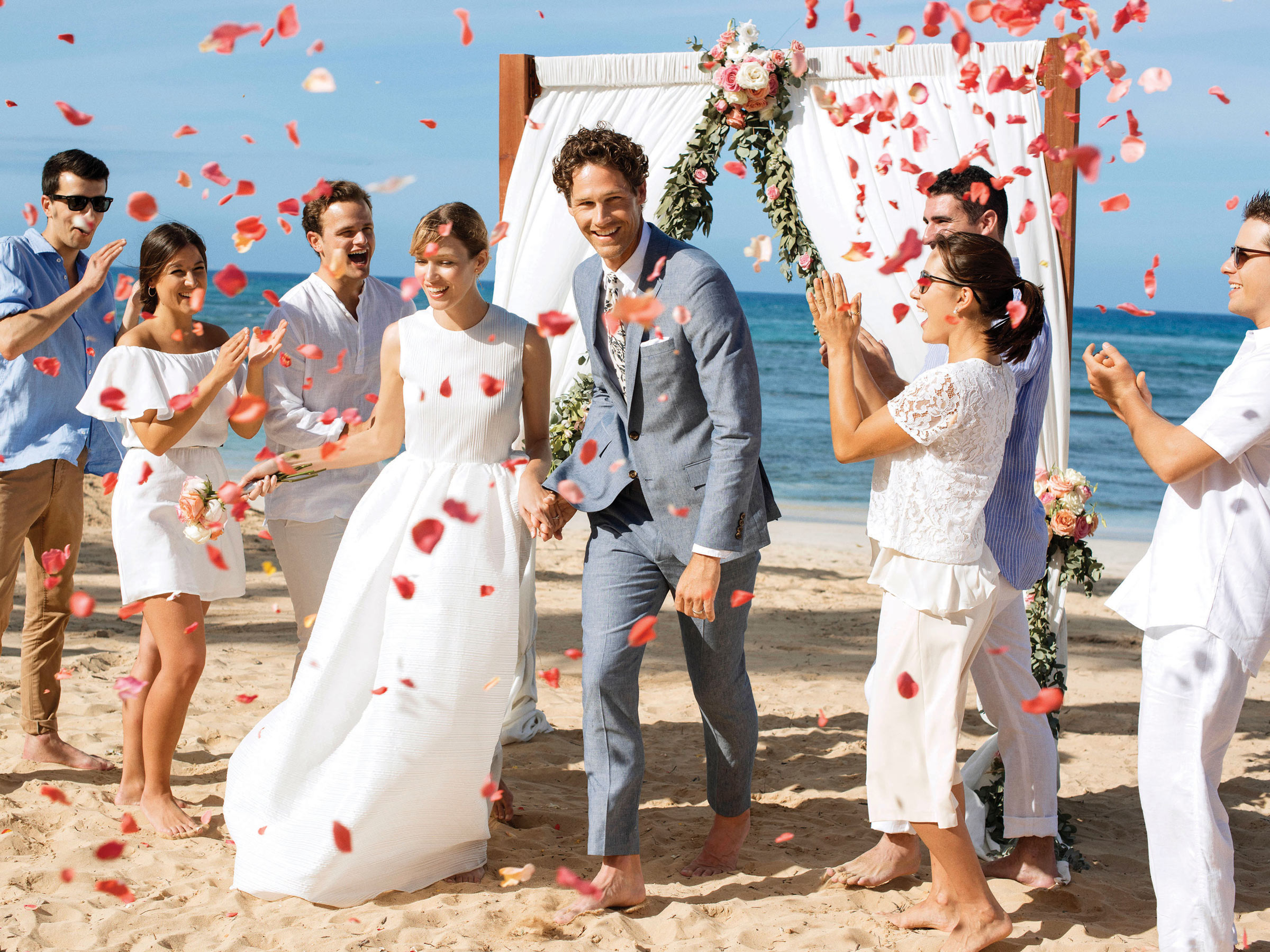 Dominican Republic Beach Wedding Resort
