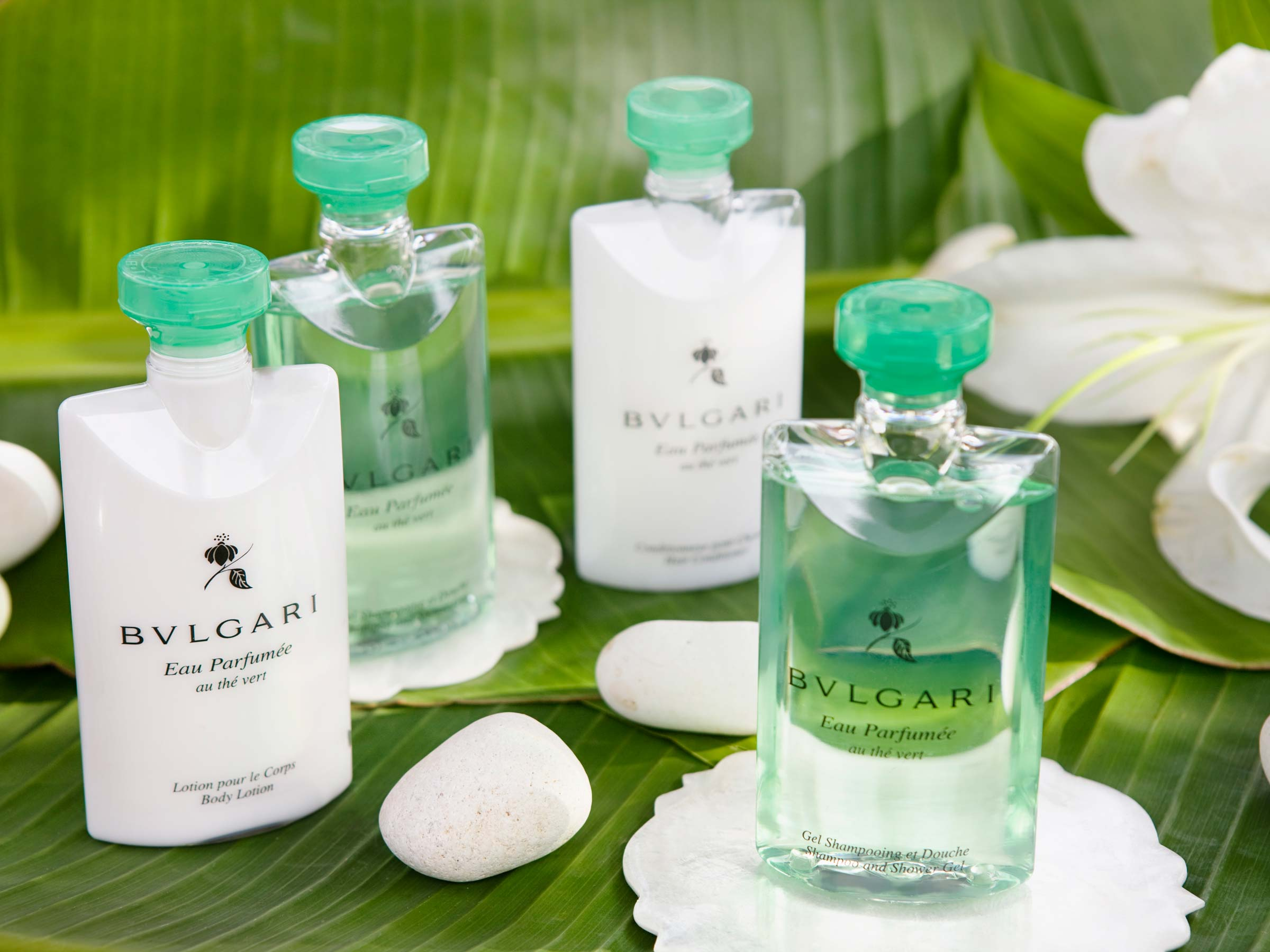 Bvlgari Bathroom Amenities