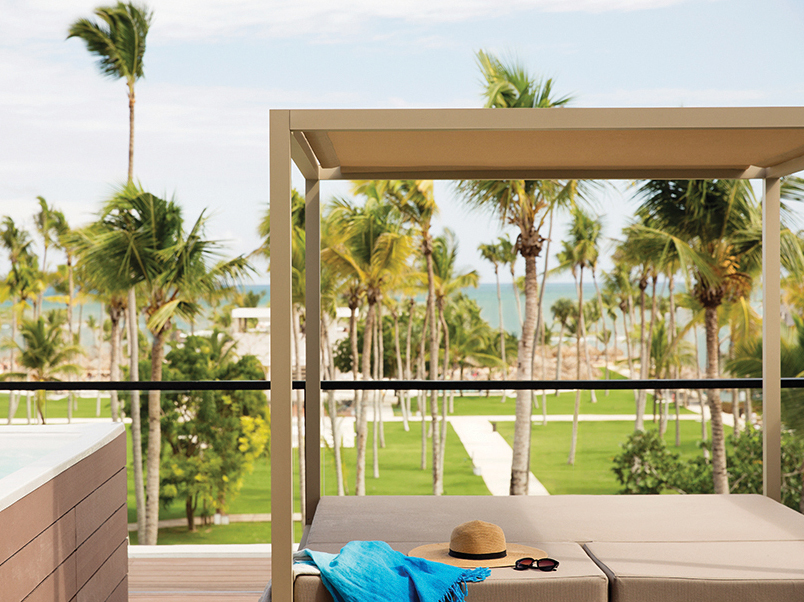 Terrace Suite with Plunge Pool in Punta Cana